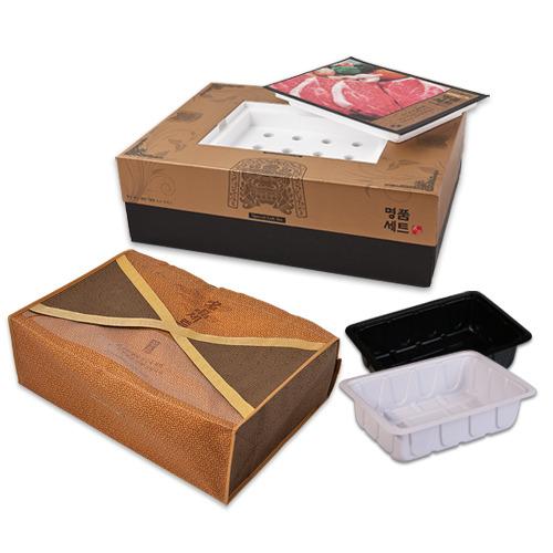 명품 아이스지함박스(4구-5개)+트레이(1kg-20개)+X-아이스지함 명품가방(5개)세트